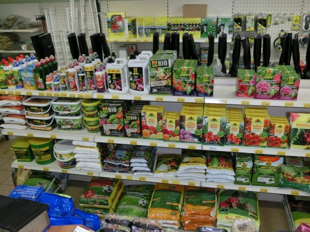 Grüner Laden Krull in Hardegsen - Alles für Ihren Garten